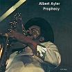 albert ayler-prophecy lp