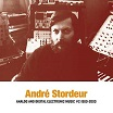 andré stordeur-analog & digital electronic music #2 1980-2000 lp