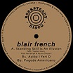 blair french standing still is an illusion rocksteady disco