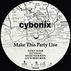 cybonix make this party live frustrated funk