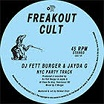 dj fettburger & jayda g nyc party track freak out cult
