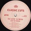 dj joe lewis-lost in tracks ep