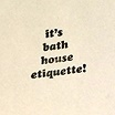 gay marvine bath house etiquette vol 9 bath house etiquette