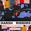 various-harsh riddims 2013-2016 2lp