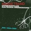 various-magnetband: experimenteller elektronik-underground ddr 1984-1989 lp