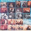 selten gehörte musik-novembersymphonie (doppelsymphonie) 2cd