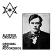 aleister crowley original wax recordings fantôme phonographique
