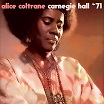 alice coltrane-carnegie hall '71 cd