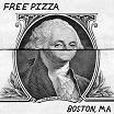free pizza-boston, ma lp