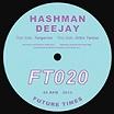 hashman deejay-tangerine 12