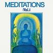joel vandroogenbroeck-meditations vol 1 lp