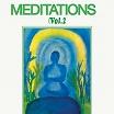 joel vandroogenbroeck-meditations vol 2 lp