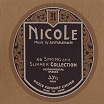 jun fukamachi-nicole (86 spring & summer collection-instrumental images) cd
