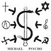 michael psycho-think lp