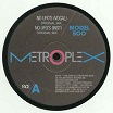 model 500-no ufo's remixes 2lp