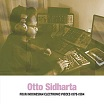 otto sidharta-four indonesian electronic pieces 1979-1984 lp