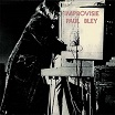 paul bley improvisie bamboo