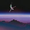 pépe-weightless in orbit