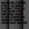 stave-black hills ep