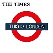 the times-this is london lp+cd