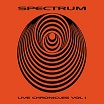 spectrum-live chronicles volume 1 cd
