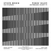 steve reich/terry riley-six pianos/keyboard study #1 cd